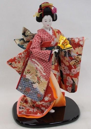 Câu chuyện về búp bê truyền thống Nhật Bản - ảnh 3