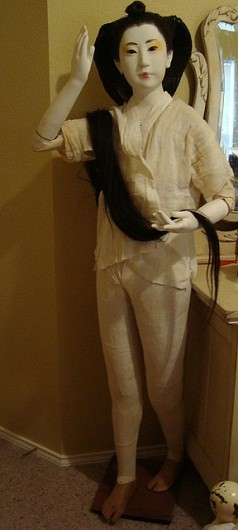 Câu chuyện về búp bê truyền thống Nhật Bản - ảnh 12