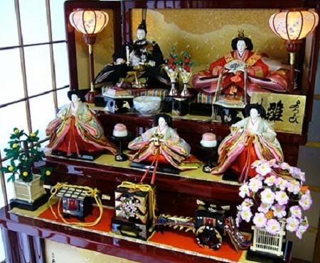 Câu chuyện về búp bê truyền thống Nhật Bản - ảnh 4