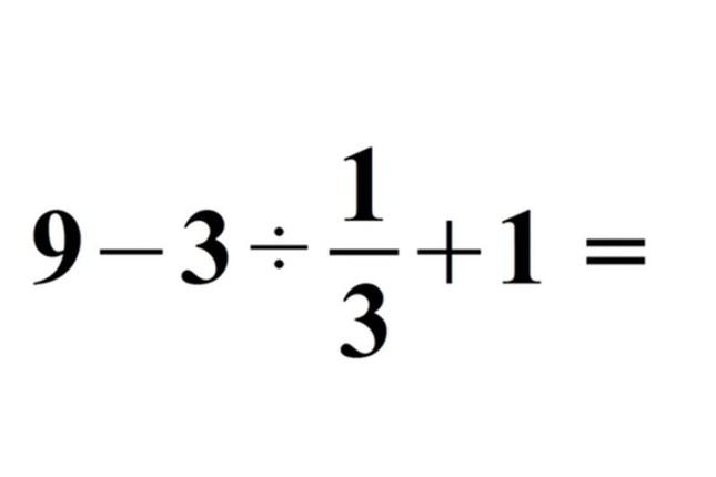 Phép toán khiến hàng ngàn người Nhật tranh cãi để tìm ra đáp án - ảnh 1