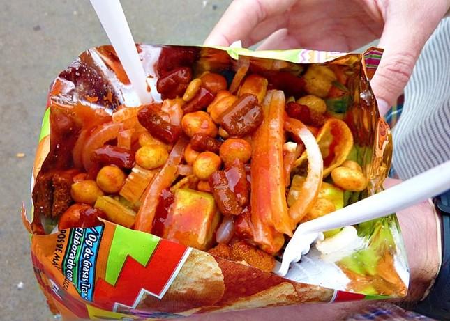 10 món ăn đường phố đặc biệt nhất thế giới - ảnh 1