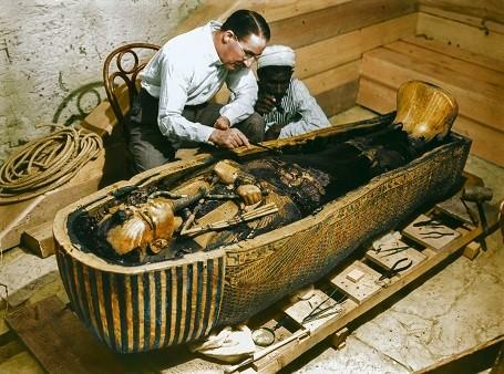 Những bí mật còn ẩn giấu trong lăng mộ Pharaoh (Kỳ 2) - ảnh 2