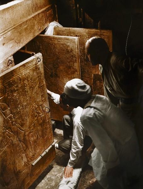 Những bí mật còn ẩn giấu trong lăng mộ Pharaoh (Kỳ 2) - ảnh 1