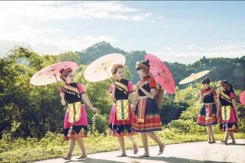 Bộ ảnh kỷ yếu 'độc nhất vịnh Bắc Bộ' của học sinh Ninh Bình - ảnh 4