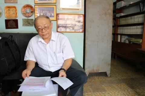Phó giáo sư kiện trường đại học đòi bồi thường 1.000 đồng - ảnh 1