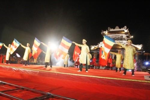 Độc đáo lễ hội Quảng Chiếu thất truyền hơn 1.000 năm - ảnh 3