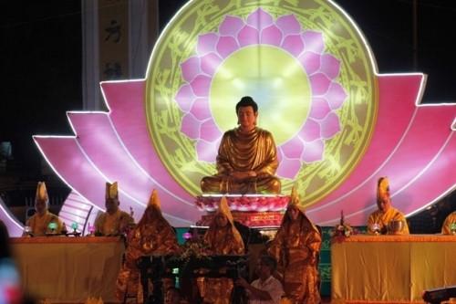 Độc đáo lễ hội Quảng Chiếu thất truyền hơn 1.000 năm - ảnh 4