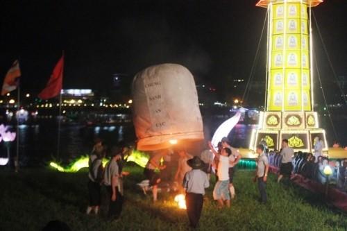 Độc đáo lễ hội Quảng Chiếu thất truyền hơn 1.000 năm - ảnh 6