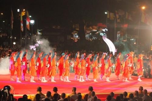 Độc đáo lễ hội Quảng Chiếu thất truyền hơn 1.000 năm - ảnh 9