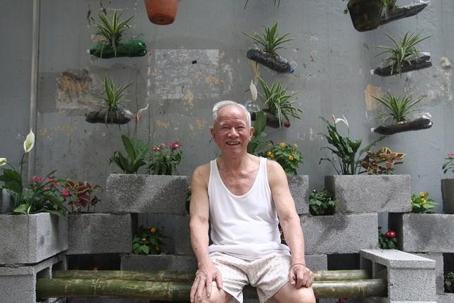 Chàng sinh viên biến bãi rác thành vườn hoa đẹp lung linh - ảnh 10