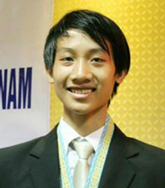 Chàng trai chuyên Toán giành huy chương vàng Tin học - ảnh 1