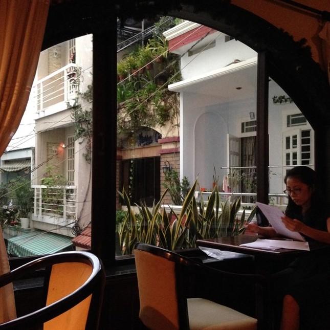 Ba quán cà phê 50 năm tuổi tại Sài Gòn - ảnh 1