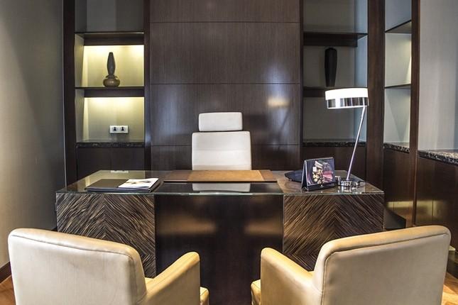 Phòng tổng thống trong khách sạn đón đoàn của Obama - ảnh 5
