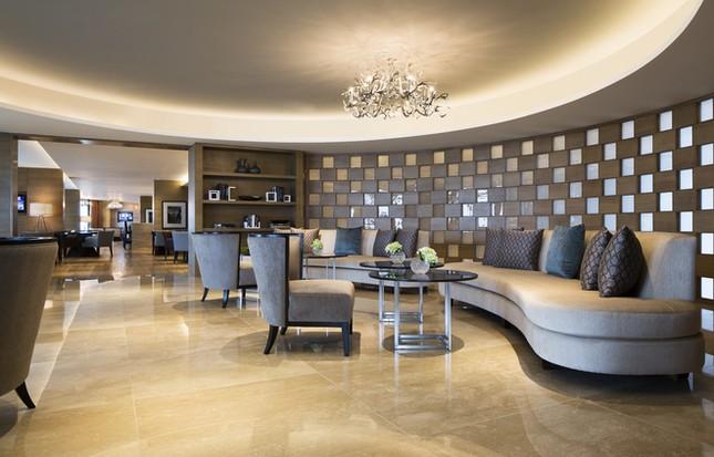 Phòng tổng thống trong khách sạn đón đoàn của Obama - ảnh 8