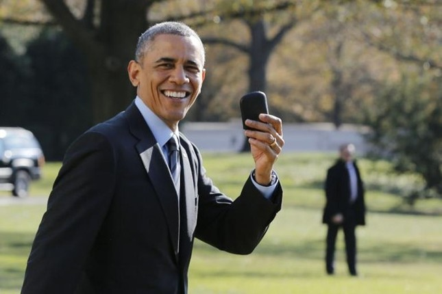 Ông Obama được bảo vệ trên Internet ra sao? - ảnh 1