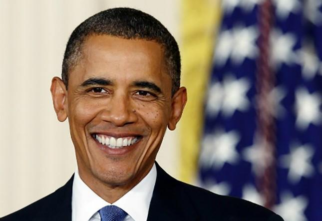 Tổng thống Obama cai thuốc lá như thế nào - ảnh 1