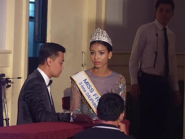 """Hoa hậu Pháp: """"Vinh dự tham gia họp báo Hoa hậu Việt Nam 2016"""" - ảnh 5"""