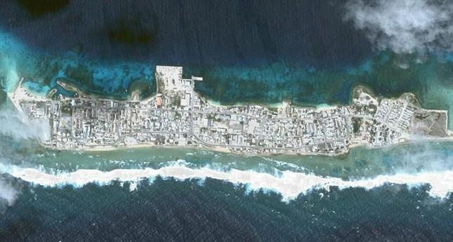 Những hòn đảo chật chội nhất thế giới - ảnh 8
