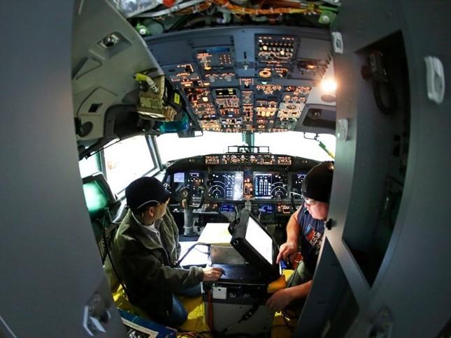 Bên trong Boeing mà VN vừa mua dưới sự chứng kiến của Obama - ảnh 2