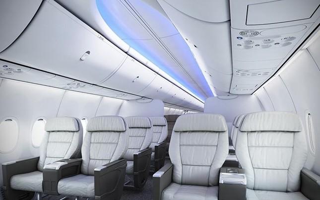 Bên trong Boeing mà VN vừa mua dưới sự chứng kiến của Obama - ảnh 3
