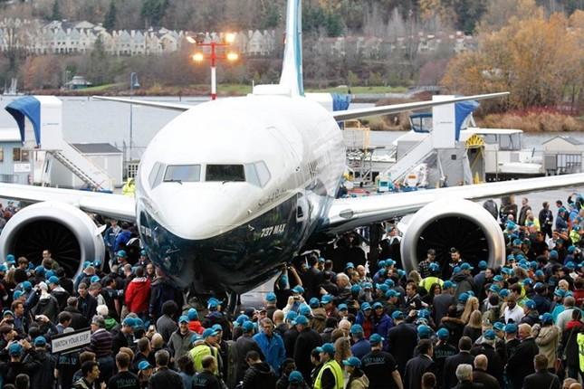 Bên trong Boeing mà VN vừa mua dưới sự chứng kiến của Obama - ảnh 4