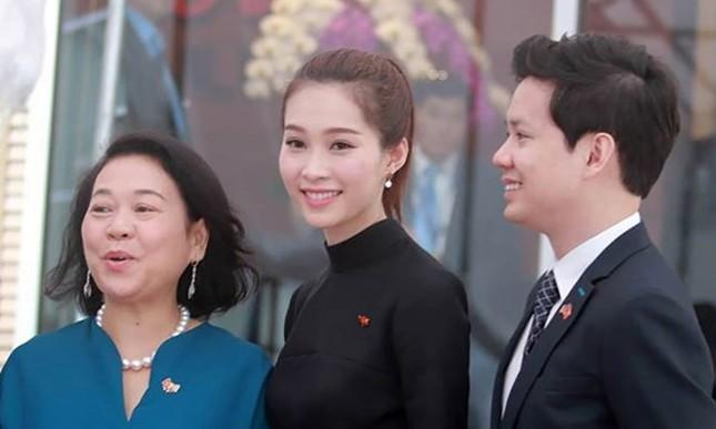 Hoa hậu Thu Thảo: 'Ông Obama rất thân thiện, lịch thiệp!' - ảnh 1