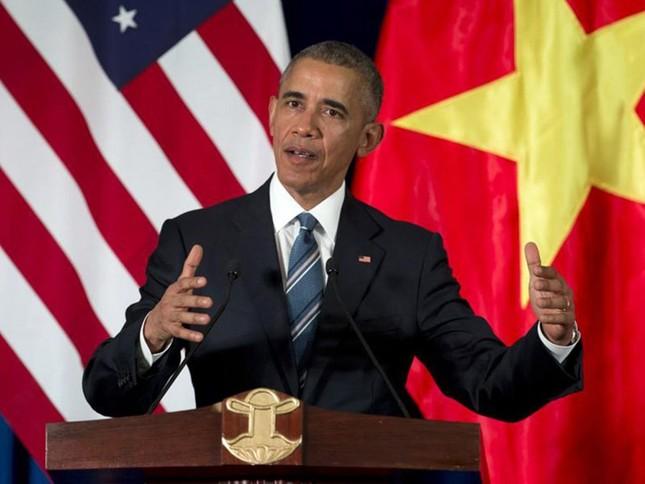 Học tiếng Anh qua bài phát biểu của Tổng thống Obama - ảnh 1