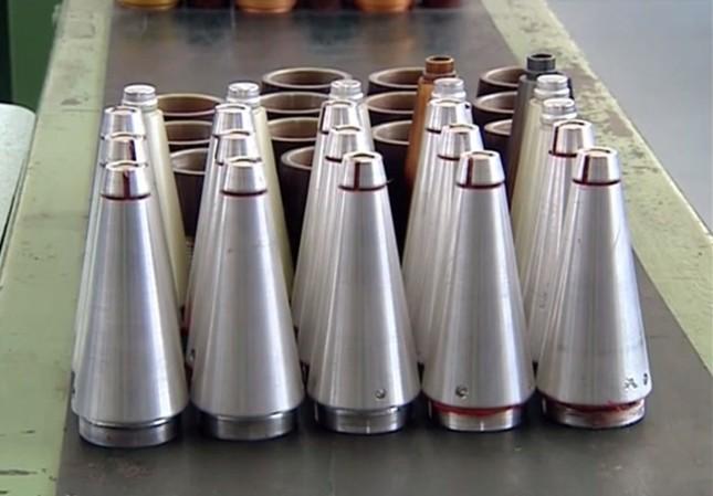Tên lửa Iran có sức công phá mạnh hơn nhờ ngòi nổ mới - ảnh 1