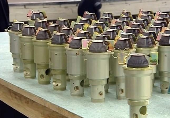 Tên lửa Iran có sức công phá mạnh hơn nhờ ngòi nổ mới - ảnh 6