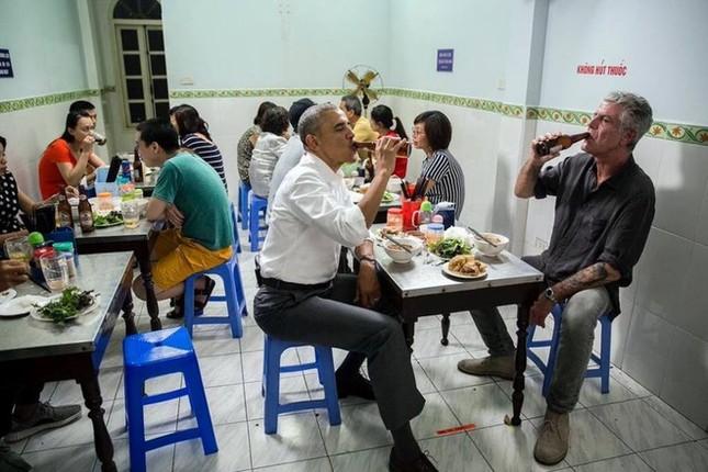 Món bún chả được Obama khen 'xuất sắc' - ảnh 7