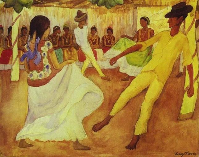 15,7 triệu USD cho bức tranh vẽ từ năm 1928 của họa sỹ Mexico - ảnh 1