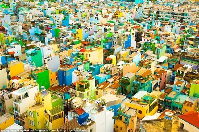Quang cảnh TP HCM vào top ảnh du lịch đẹp nhất thế giới - ảnh 1