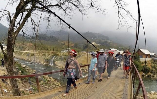 Lượng khách từ các nước được Việt Nam miễn visa tăng vọt - ảnh 1