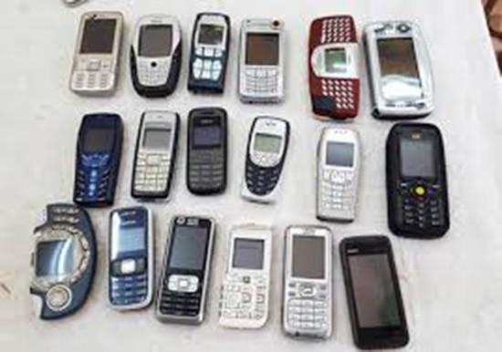 Chơi điện thoại cổ: Hành trình của sự đam mê và kiên trì - ảnh 1