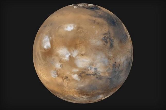 Công bố phát hiện mới nhất về Kỷ băng hà trên Sao Hỏa - ảnh 1