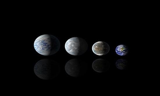 Siêu Trái Đất có khí hậu hoàn hảo cho sự sống - ảnh 2