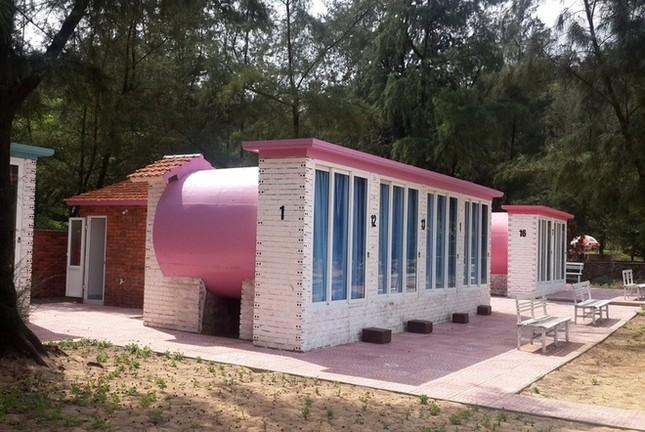 Khách sạn ống cống 300.000 đồng một đêm ở Hà Tĩnh - ảnh 1