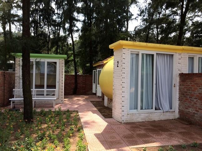Khách sạn ống cống 300.000 đồng một đêm ở Hà Tĩnh - ảnh 2