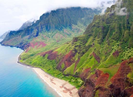 Hawaii - nơi nghỉ dưỡng quen thuộc của gia đình Obama - ảnh 10