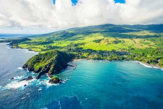 Hawaii - nơi nghỉ dưỡng quen thuộc của gia đình Obama - ảnh 11