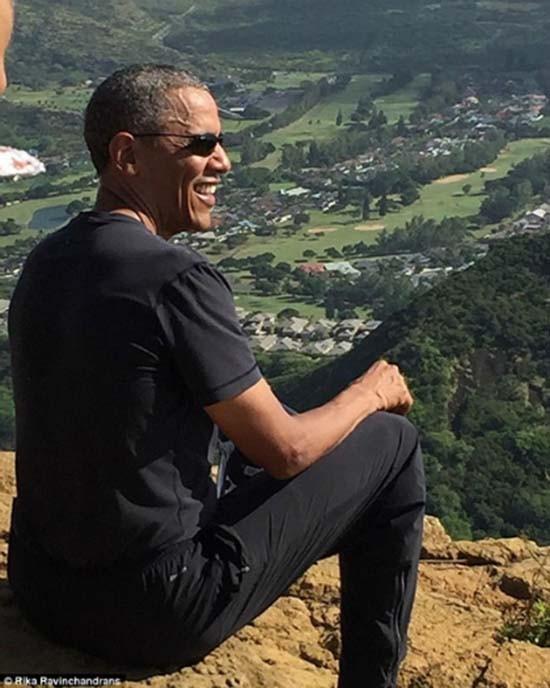 Hawaii - nơi nghỉ dưỡng quen thuộc của gia đình Obama - ảnh 3