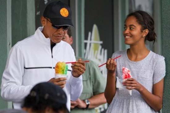 Hawaii - nơi nghỉ dưỡng quen thuộc của gia đình Obama - ảnh 5