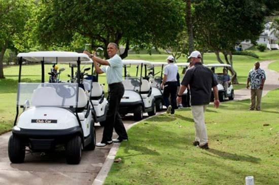 Hawaii - nơi nghỉ dưỡng quen thuộc của gia đình Obama - ảnh 6