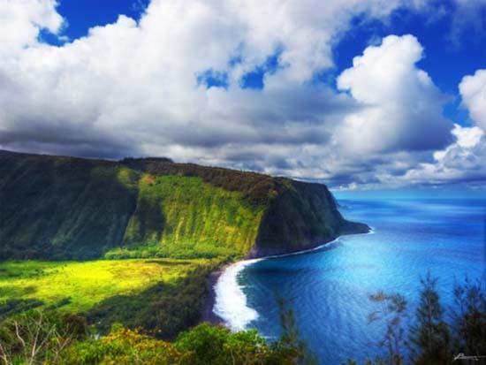 Hawaii - nơi nghỉ dưỡng quen thuộc của gia đình Obama - ảnh 8