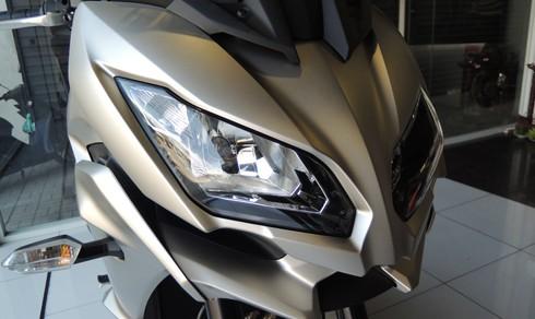 Cận cảnh Kawasaki Versys 1000 ABS 2016 chỉ với 419 triệu đồng - ảnh 2