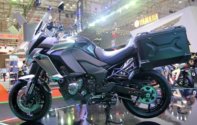 Cận cảnh Kawasaki Versys 1000 ABS 2016 chỉ với 419 triệu đồng - ảnh 1