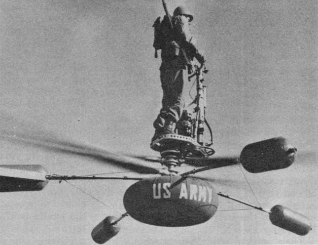 11 loại máy bay kỳ quái từng xuất hiện trên Trái đất - ảnh 1