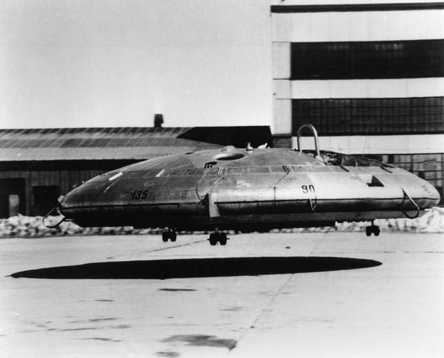 11 loại máy bay kỳ quái từng xuất hiện trên Trái đất - ảnh 3