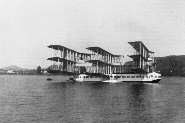 11 loại máy bay kỳ quái từng xuất hiện trên Trái đất - ảnh 4