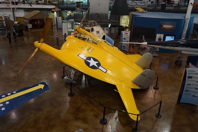 11 loại máy bay kỳ quái từng xuất hiện trên Trái đất - ảnh 5
